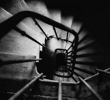 stairway by gabe2007