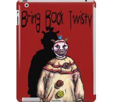 Bring Back Twisty iPad Case/Skin