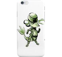 pokemon gear solid iPhone Case/Skin