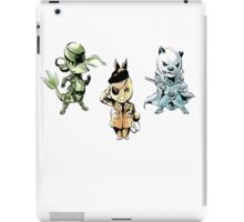 pokemon gear solid iPad Case/Skin