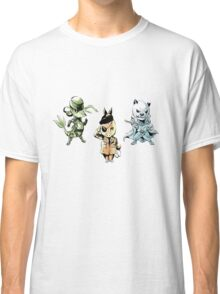 pokemon gear solid Classic T-Shirt