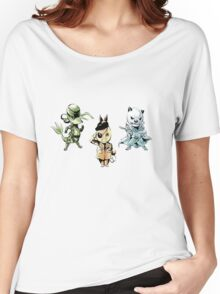 pokemon gear solid Women's Relaxed Fit T-Shirt