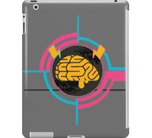 DMMD logo Jerry Braine in color! iPad Case/Skin