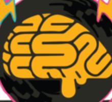DMMD logo Jerry Braine in color! Sticker