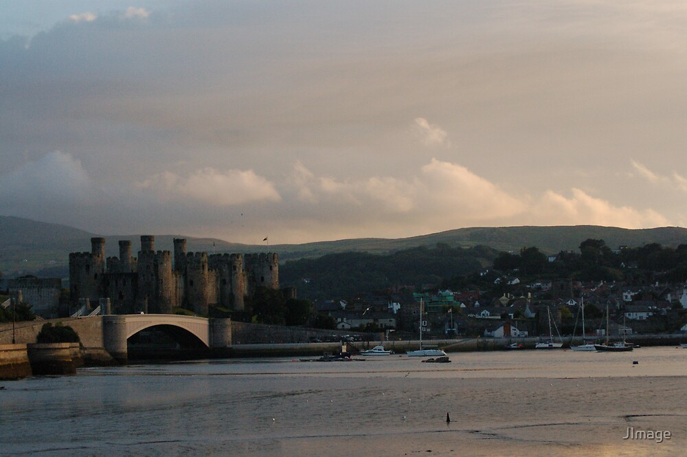 Conwy Castle 2 by JImage