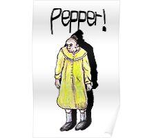 Pepper Poster