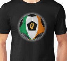 Ireland - Irish Flag - Football or Soccer Unisex T-Shirt