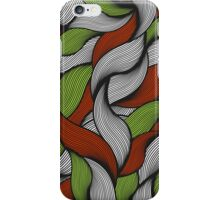 Christmas colors. iPhone Case/Skin