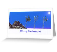 The 3 Wise Men Greeting Card