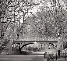 Central Park by Jasper Smits