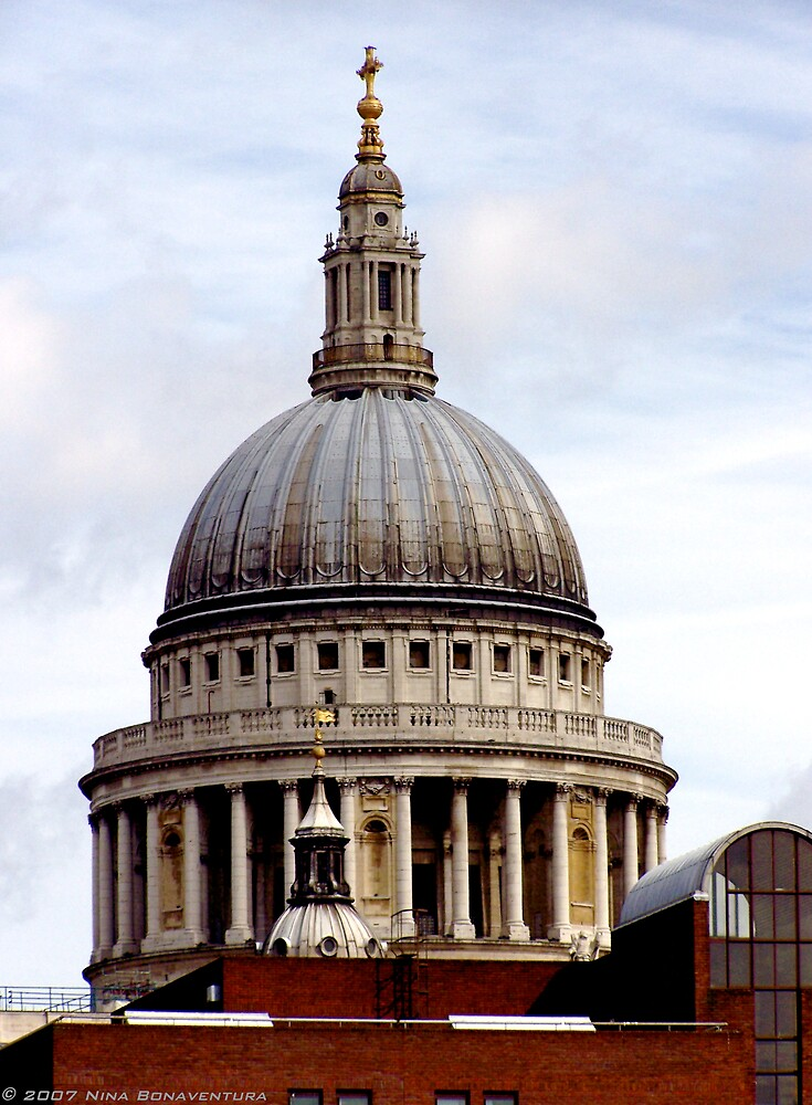 St. Paul's Cathedral by NinaB
