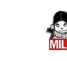 Mila Mug - White by milafilm
