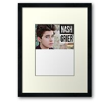 Nash Framed Print