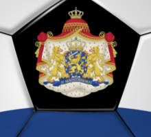 Netherlands - Dutch Flag - Football or Soccer Sticker