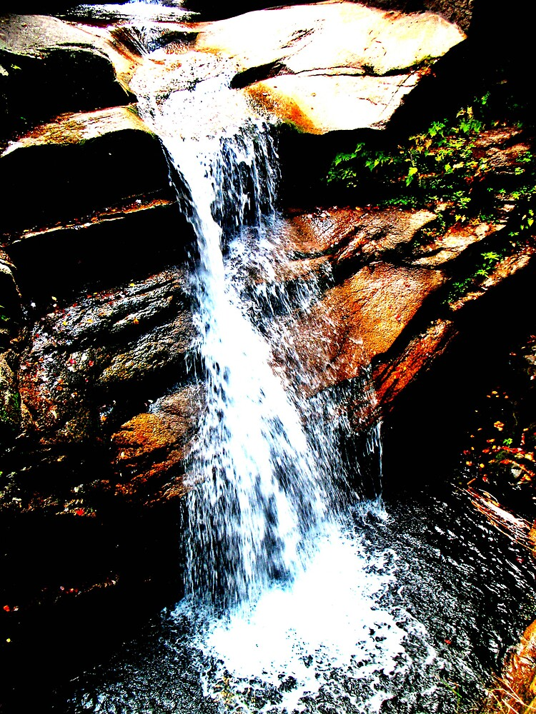 Waterfall by Tommy Seibold