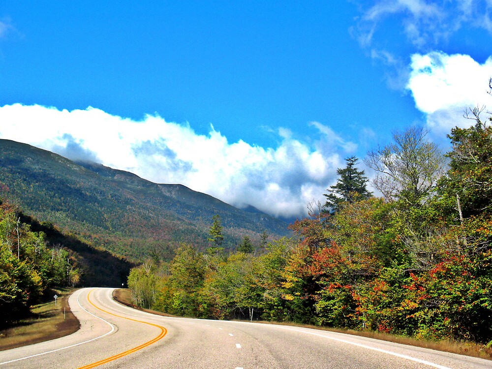 Road 2 in Mtns by Tommy Seibold