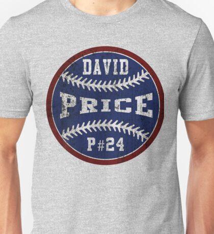 Price Boston Baseball Pitcher Unisex T-Shirt