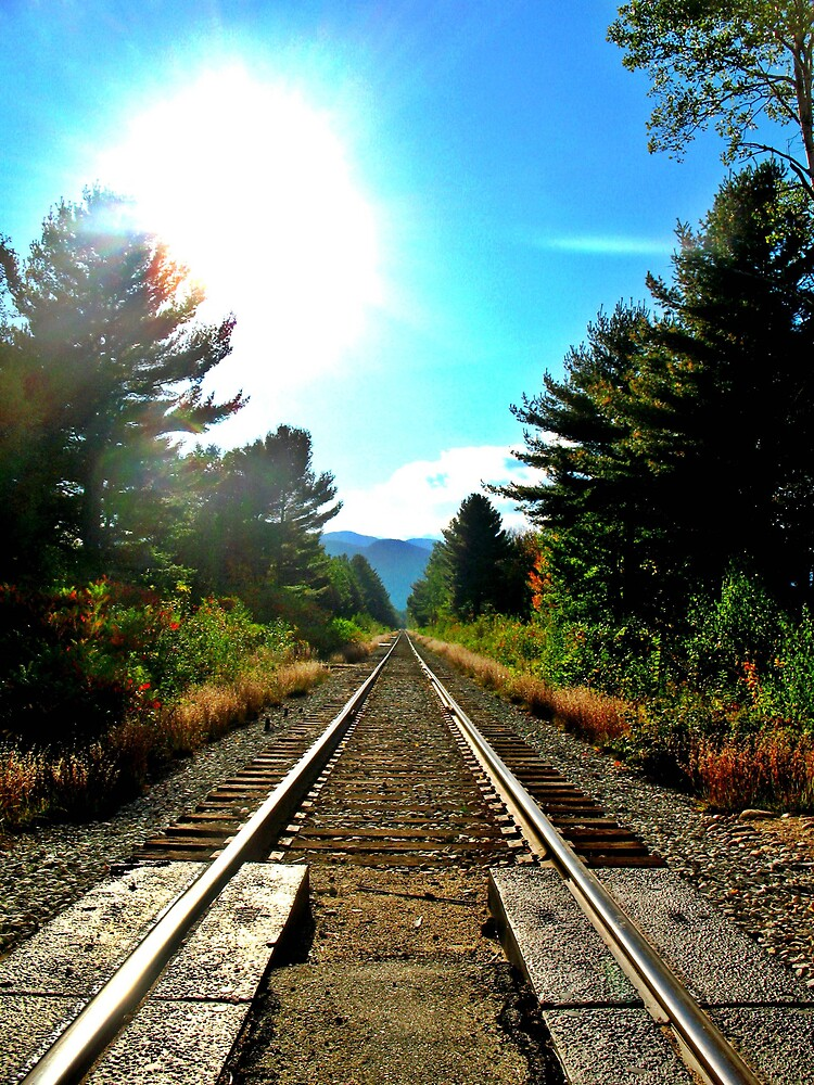 Railroad by Tommy Seibold