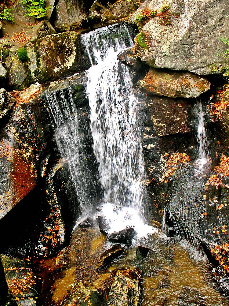 Waterfall 2 by Tommy Seibold