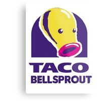 taco bellsprout Metal Print