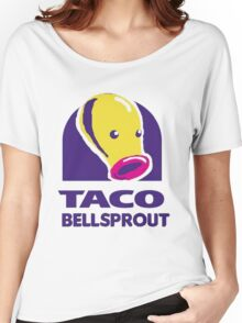 taco bellsprout Women's Relaxed Fit T-Shirt