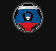 Slovenia - Slovenian Flag - Football or Soccer Unisex T-Shirt