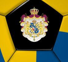 Sweden - Swedish Flag - Football or Soccer Sticker