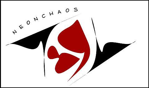 deformed poker  by neonchaos