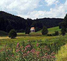 Kloster Tennenbach by Jörg Holtermann