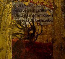 Illuminated Manuscript by Susan Grissom