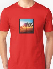 Hawaiian Sunrise Unisex T-Shirt