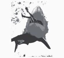SHARK ATTACK by Josh Prior