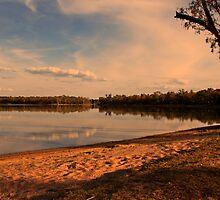 Lake Yarrie.  by myraj
