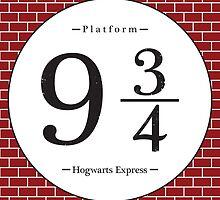 Platform 9 3/4 by Ian A.