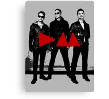 Depeche Mode : Photo 2013 - DM Canvas Print
