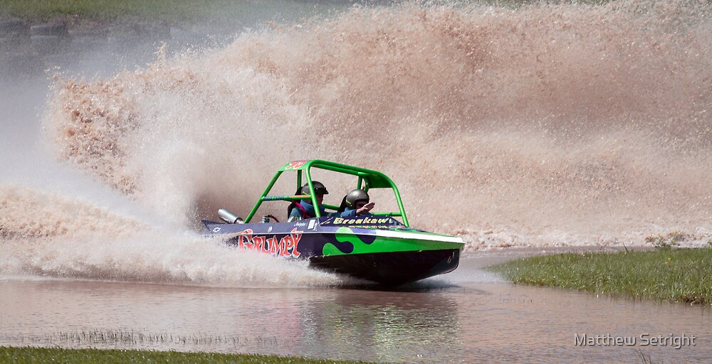 International Mud Jet Boats AUstralia 20007 by Matthew Setright