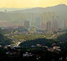 The Royal Palace - Kuala Lumpur, Malaysia by Tiffany Lenoir