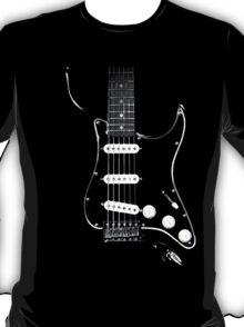 black glowstrings T-Shirt