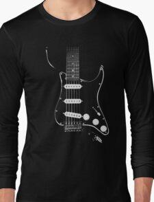 black glowstrings Long Sleeve T-Shirt