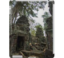 Ruins of Cambodia iPad Case/Skin