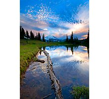 Cloud Explosion Photographic Print