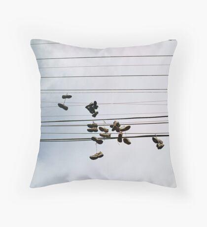1810 Overture Throw Pillow