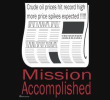 Mission Accomplished  by Detnecs