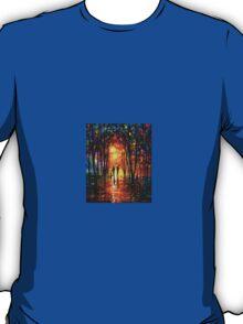 Misty Night — Buy Now Link - www.etsy.com/listing/172707831 T-Shirt