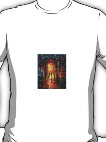 Misty Night — Buy Now Link - www.etsy.com/listing/172707831 T-Shirt