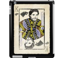 King in the North iPad Case/Skin