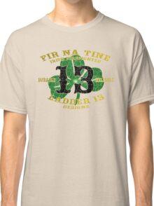 Fir na Tine - Ladder 13 Classic T-Shirt