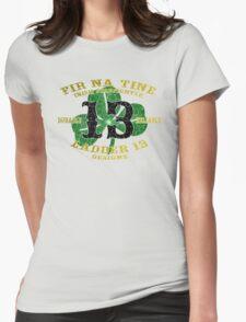 Fir na Tine - Ladder 13 Womens Fitted T-Shirt