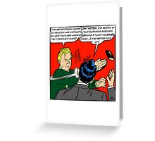 HITCH-SLAP! (Part 2: The Reckoning) Greeting Card