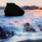 Twilight Surf by Nadya Johnson